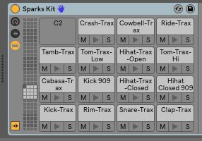 Ableton Drum Kit