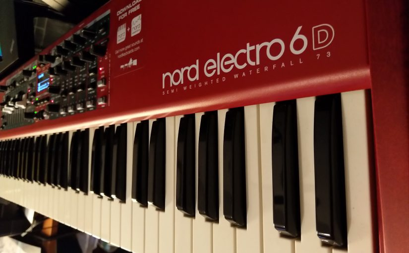 Why I chose the Nord Electro 6D – Making Music Blog