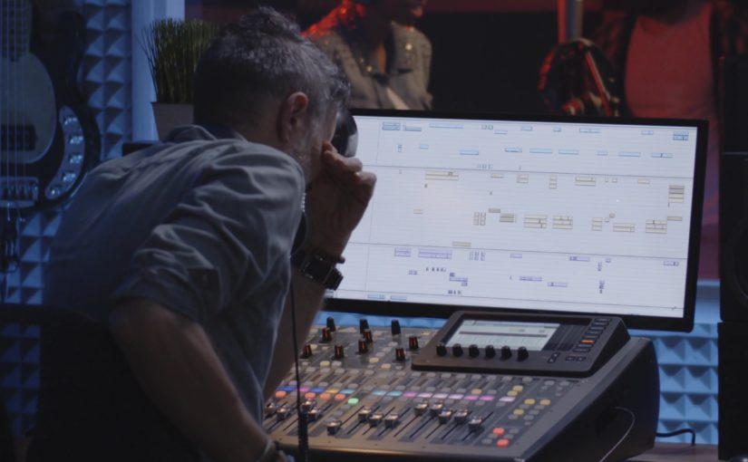 Failing to nail recording in the studio
